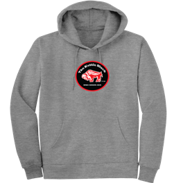 Kettle Oversized Classic Logo Hoodie