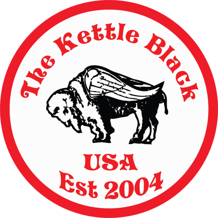 Kettle Classic Oversized Logo / Flag Back